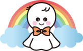 てるぼ虹マーク